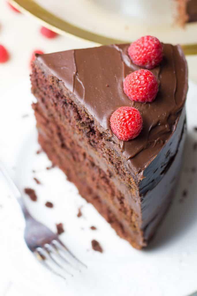 Chocolate Kahlua Cake Devil S Food