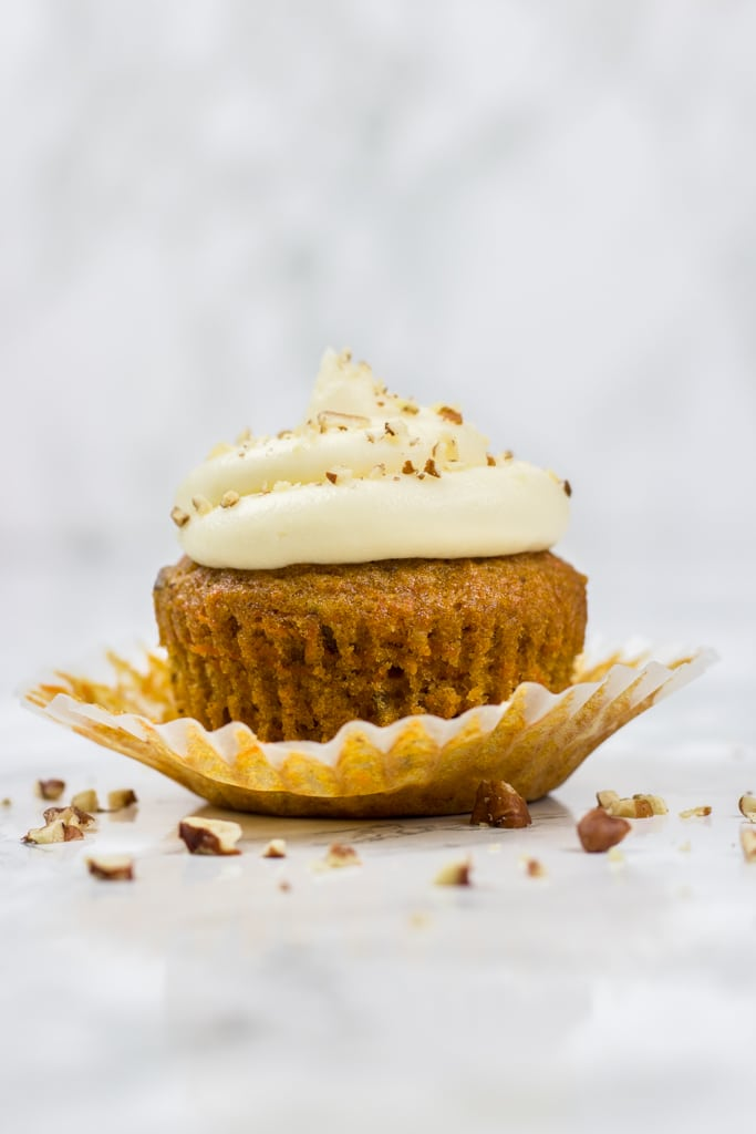 Carrot Cake Cupcakes with Cream Cheese Frosting are super moist and easy to make from scratch. This will be a great Easter and summer dessert to treat your family!