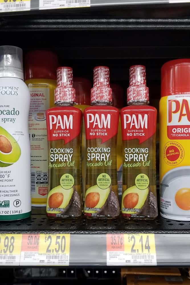 HealthyPAM® Spray Pump Avocado Oil