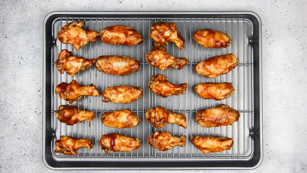 This is the best and easy to make spicy Instant Pot Chicken Wings recipe made with delicious BBQ sauce!