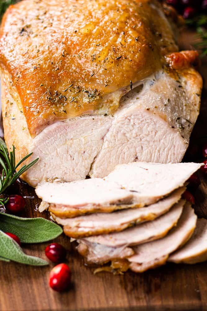 sliced Oven Roasted Turkey Breast