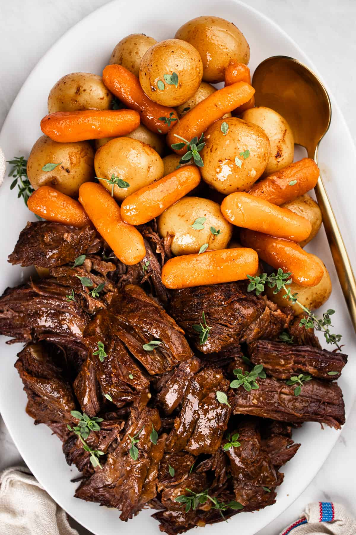 Instant Pot Pot Roast Recipe Veronika S Kitchen